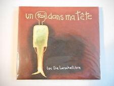 LUC DE LAROCHELLIERE : UN TOI DANS MA TETE [ CD DIGIPAK PORT GRATUIT ]