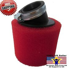 35mm Foam Air Filter For ATV Quad Pit Dirt Bike Moped Motorcycle Scooter