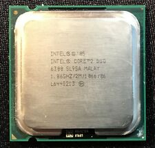 Intel Core 2 Duo E6300 - 1.86GHz Dual-Core (BX805576300) Processor