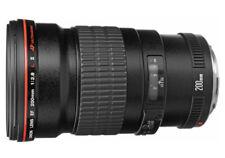 Obiettivi Canon per fotografia e video 200mm