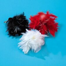 Unbranded Feather Hair Accessories for Women