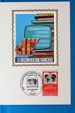 LA DOCUMENTATION FRANCAISE  FRANCE  CPA Carte Postale Maximum  Yt 2391 C