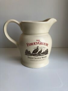 The Famous Grouse Finest Whisky Water Jug