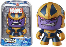 Mighty Muggs ~ THANOS FIGURE (COMIC VERSION) ~ Hasbro Marvel