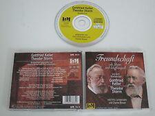 GOTTFRIED KELLER & THEODOR STORM/ÉCHANGE DE LETTRES(L&M 38634) CD ALBUM