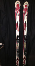 Mammoth Mountain K2 Skis 167 cm with Bindings downhill used mens rossignol