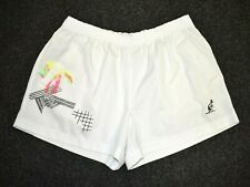 AUSTRALIAN BY L'ALPINA RETRO TENNIS SHORTS OLDSCHOOL VINTAGE 80s size D52 LARGE