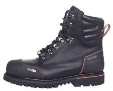 Helly Hansen Chelsea Lightweight Winter S3 Workwear Safety Boots - Black/Orange