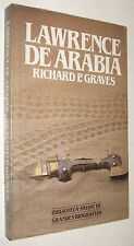 LAWRENCE DE ARABIA - RICHARD P. GRAVES - FOTOGRAFIAS