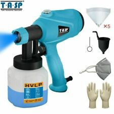 Electric Spray Gun Paint Sprayer Painting Compressor With Flow Control 220v 400w