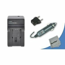 High Speed Quick AC/DC Charger Kit for Nikon Coolpix S220 Digital Camera plus