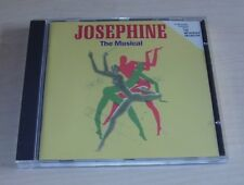 JOSEPHINE The Musical CD 1992 14trk Dutch Baker Metropole Orchestra