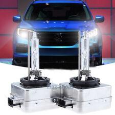 2 PCS D1S 5000K OEM HID AC Headlight Light Bulb Fit Porsche Cayenne 03-13