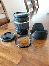 Tamron SP B005 17-50mm f/2.8 Di-II XR VC IF AF Lens For Canon, Hood, Hoya Filter