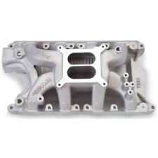 Edelbrock 7581 RPM Air-Gap 351W Intake Manifold Satin For Ford 351 Windsor V8