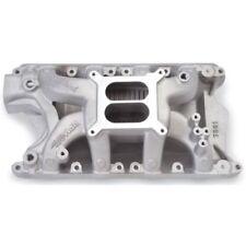 Edelbrock 7581 RPM Air-Gap 351W Intake Manifold Satin For Ford 351 Windsor V8