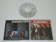 SCORPIONS/HURRICANE ROCK(CONNOISEUR COLLECTION VSOP 156) CD ALBUM