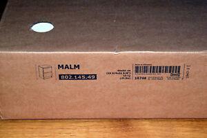 IKEA Malm Kommode mit 2 Schubladen - Weiß (80214549)