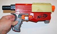 Rare HTF Nerf N Strike Crimson Strike Recon CS-6 BLASTER ONLY Red Toy Gun