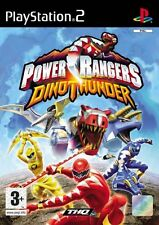 Power Rangers Dino Thunder ps2 -  Great condition with Book