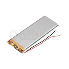 4242115, Internal Lithium Polymer Battery 3.8V 42x42x115