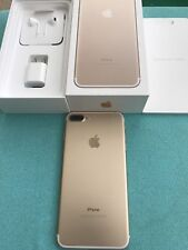 NEW iPhone 7 PLUS 32GB GOLD UNLOCKED TMobile VERIZON Straight Talk AT&T Cricket