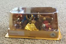 Disney Beauty And The Beast Figurine Playset. New In Box