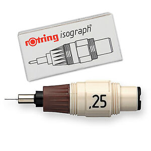 Rotring Isograph Replacement Nib - Multiple Sizes