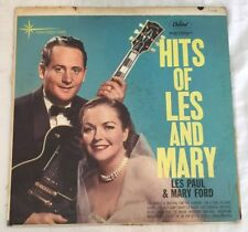 Hits Of Les And Mary Les Paul & Mary Ford Vinyl