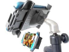 Handy Tablet Befestigung am Mikrofonständer Variabel iPhone Samsung Micro-Stativ