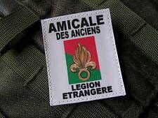 """Snake Patch """" Amicale des anciens """" Légion étrangère - SCRATCH - REI REP RE"""