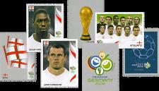 FIFA World Cup Germany 2006 Panini Stickers Lot **PICK 5**