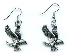 Ohrringe ADLER Ohrhänger Earring Eagle Western Indianer