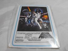 STAR WARS CERAMIC CARD A NEW HOPE NUMBER 289/5000