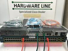 Cisco Ccent Ccna Lab Economy 1* Star 1x Router 1x Switch Latest15.1 Ios 3560