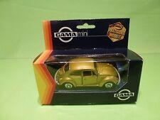 GAMA MINI 1104 VW VOLKSWAGEN BEETLE 1302  - 1:43 - EXCELLENT IN BOX