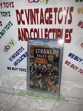 Strange Tales #140 - January, 1966 - CGC 6.5  (Dr. Strange, Mordo appearance)