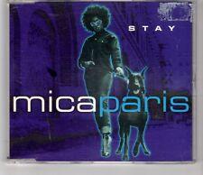 (HI548) Mica Paris, Stay - 1998 CD