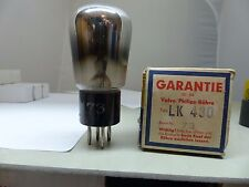 RE-304 / LK-430 NOS / NIB RÖHRE Tube Valvola  電子管 # 66 604 Ultra Rare