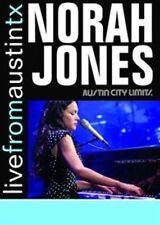 Live from Austin TX [DVD] by Norah Jones (DVD, Aug-2008, Blue Rose)