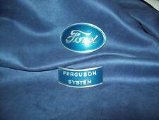 Ford 9n 2n Tractor Hood Emblems