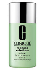 Clinique Redness Solutions Makeup 30ml - 03 Calming Ivory - New