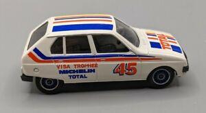 Solido 1:43 Citroen Visa Trophee Rally   Modellauto   Nr.45