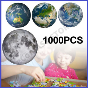 Round Puzzle Jigsaw Puzzle Educational Game Constellation Large 1000Pcs For Kids