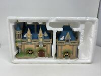 Vintage Disney Dept. 56 Heritage Village Collect Mickeys Christmas Carol Houses