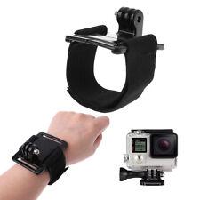 Wrist Hand Strap Band Mount Holder Set Accessories For GoPro Hero 1 2 3 5 6 4