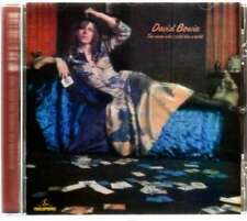 CDs de música pop David Bowie