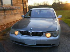 2004 BMW 745 I,V-8,325 HP183.000 MILES.COMPLETE CAR,FOR SALVAGE PARTS OR REPAIRS