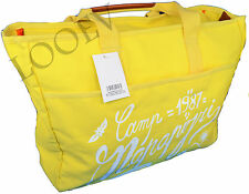 Sac Mer Shopping Napapijri Femme Bag femme Jaune N8O01 Fancy E/W Fourre-tout