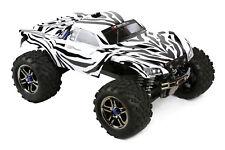 Custom Body Zebra Style for Traxxas T / E Maxx Shell Cover 3911R E-Maxx